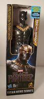 Avengers Infinity War Titan Hero Series Black Panther Action Figure