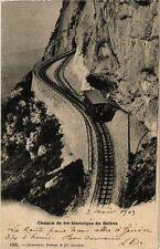 CPA  Chemin de fer électrique du Saléve    (247753)