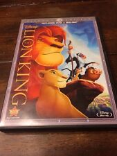 The Lion King (Blu-ray/DVD, 2011, 2-Disc Set, Diamond Edition; Combo Pack)