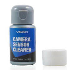 VSGO Sensor Cleaner for Digital Cameras CCD / CMOS Cleaning Fluid Solution 30ml