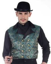 Men's Ezekiel Steampunk Vest, High quality hand crafted one by one, very COOL!