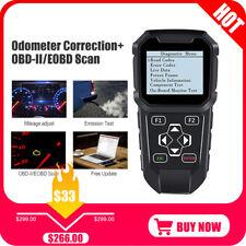 Odometer Correction Mileage Adjustment OBD2 Diagnostic Scan Tool OBDPROG MT401