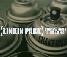 Linkin Park - Somewhere I Belong - 3 Track CD Single