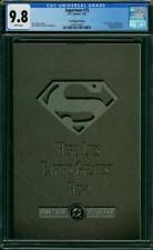 Superman #75 CGC 9.8 DC 1993 Poly-Bagged Edition! WP! Death! JLA! L5 223 1 cm