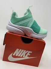 TODDLER GIRL: Nike Presto Extreme Shoes, Pink & Teal - Size 6C 870021-301