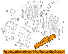 AUDI OEM 15-18 A3 Rear Seat-Ski Bag 8V7885215A
