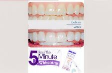 [FREE MINT GUM]  NATURAL WHITE: BEST TEETH WHITENING EVER NO BLUE LIGHT NEEDED