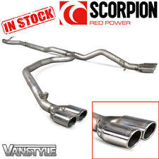 VW T5 T5.1 GP Replacement Stainless Performance DPF Back Quad Monaco Exhaust