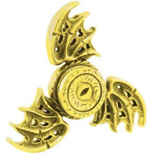 Amazing Gold Dragon Wing High Speed Fidget Hand Spinner - Ships from USA
