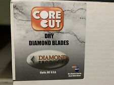 Two Diamond Cut rescue saw blades one is new in the box one is used in the box