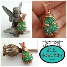 Quartz Pear Stone Costume Necklaces & Pendants