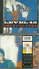 CD - LEVEL 42 : TRUE COLOURS / COMME NEUF - LIKE NEW