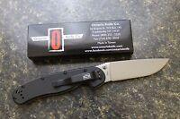 NEW Ontario 8848 Randall's RAT Model 1 Folder Folding Knife Satin Plain Edge