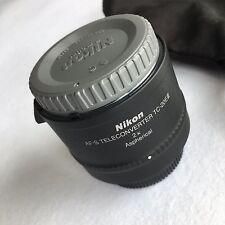 Nikon TC-20E III Aspherical AF-S Lens