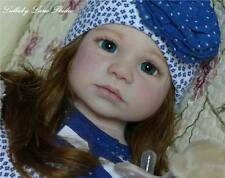 GABRIELA TODDLER DOLL KIT BLANK VINYL PARTS TO MAKE A REBORN BABY-NOT COMPLETED