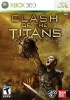 Clash of the Titans: The Videogame - Xbox 360 Game