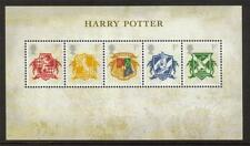 MS2757 2007 Harry Potter miniature sheet UNMOUNTED MINT/MNH