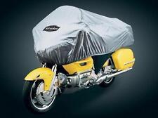 Kuryakyn Universal Primoshield Silver Half Motorcycle Cover Storage Harley 4123