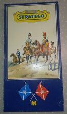 Stratego Brettspiel Strategie Intelligenzspiel Original Jumbo495  1973 Blau*Top*