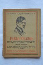 Pablo Picasso - Pierre Reverdy - Les peintres français nouveaux n°16 - 1924
