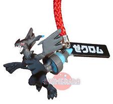 Pokemon Netsuke Mascot 2011 Movie Ed. Part1 ZEKROM Figure Strap Nintendo Tomy