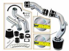 """2.75"""" BLACK Cold Air Intake + Filter For 02-06 Sentra SE-R S Spec-V LE 2.5L L4"""