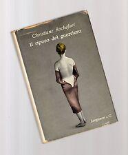 Christiane de Rochefort - Il riposo del guerriero - copertina rigida