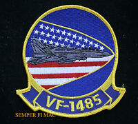 VF-1485 FIGHTING FUBIJARS PATCH F-14 TOMCAT US NAVY USS NAS MIRAMAR NARDET WOW