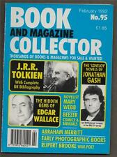 Book & Magazine Collector. J.R.R. Tolkien. Beezer Comics. Rupert Brooke b3.295