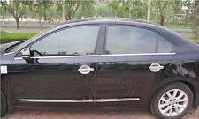 Bottom Window frame sill trim For Volkswage VW Jetta 6 Satigar MK6 2011-2013