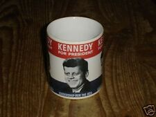 President Kennedy JFK Campaign Awsome NEW MUG