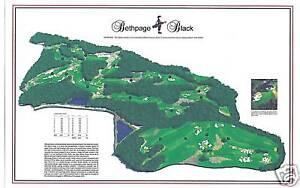 Bethpage Black 1936 A. W. Tillinghast -site of the 2019 PGA & 2024 Ryder Cup