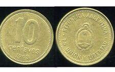 ARGENTINE 10 centavos 1993