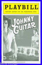 Playbill + Johnny Guitar + Ann Crumb , Judy McLane , Jason Edwards , Ed Sala