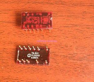 1pcs TIL311 TI L311 Hexadecimal Display With Logic DIP