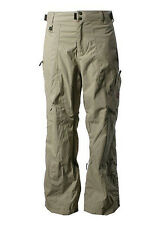 QUIKSILVER Men's SCORPION Snow Pants - Tan - XL - NWT