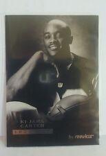 Ki-Jana Carter 1995 Pinnacle Showcase Insert Card  RB NFL