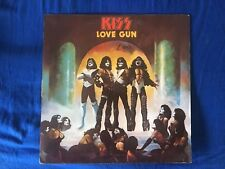 KISS Love Gun Chile Lp 33 Rare