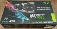 ASUS ROG GeForce STRIX-GTX1080-A8G 8 GB Advanced Edition Gaming Graphics Card