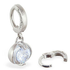 316L Large CZ  TummyToys Belly Button Ring Sexy Comfortable for the Navel