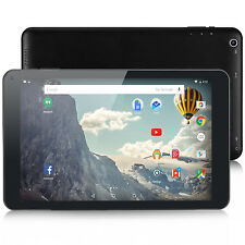 "neutab 10.1"" Tablet PC 64-bit Quad Core Android 6.0 1280*800 16GB WiFi HDMI GPS"
