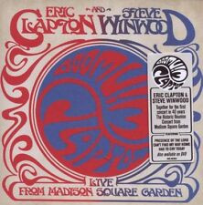 ERIC CLAPTON STEVE WINWOOD LIVE MADISON SQUARE GARDEN BRAND NEW SEALED 2 CD SET
