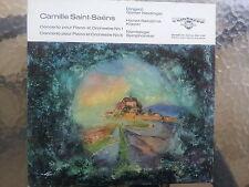 """12"""" Camille Saint-Saëns-Concerto pour Paino et orchestre"""
