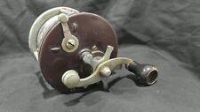 Vintage A.H. Fox Gun Co. Phila., PA 300 yd Salt Water Big Game Fishing Reel