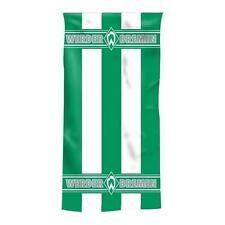 SV Werder Bremen Duschtuch 70 x 140 cm Blockstreifen 100 % Baumwolle