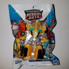 """Playskool Heroes Transformers Rescue Bots Bumblebee 3.5"""" Figure Bag"""