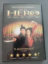 Hero (Dvd, 2004), Jet Li, Quentin Tarantino
