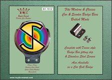 Royale AUTO SCOOTER BAR BADGE-CAPTAIN SCARLET dello spettro-b1.1512