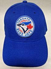 Toronto Blue Jays Heat Applied Applique on Royal Baseball cap hat! Adjustable!