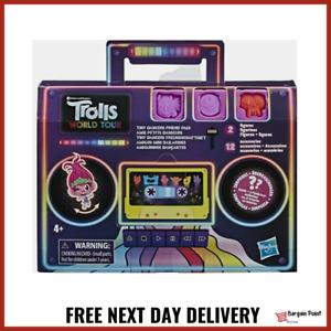 Trolls 2 World Tour Tiny Dancers Friend Bracelet - Kids Girls Collectable Toy